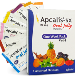 TADALAFIL buy in USA. Apcalis SX Oral Jelly 20mg - price and reviews