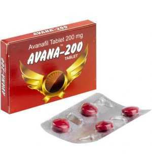 AVANAFIL buy in USA. Avana 200 mg Tab - price and reviews