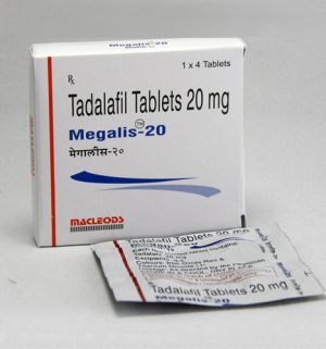 TADALAFIL buy in USA. Megalis 20 mg - price and reviews