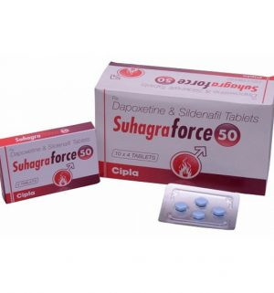 DAPOXETINE buy in USA. Suhagra Force 50 mg - price and reviews